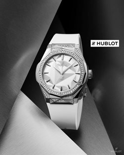 Hublot catalogue in Ajman ( Expired )