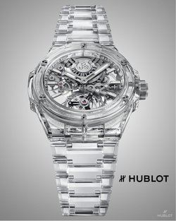 Hublot catalogue in Ajman ( More than a month )
