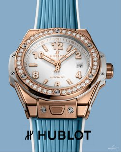 Hublot offers in the Hublot catalogue ( 5 days left)