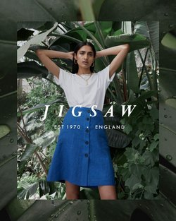 Jigsaw offers in the Jigsaw catalogue ( Expires today)