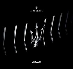 Maserati catalogue ( More than a month )