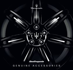 Cars, Motorcycles & Accesories offers in the Maserati catalogue in Abu Dhabi ( More than a month )
