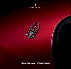 Maserati offers in the Maserati catalogue ( 3 days left)