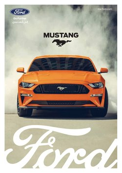 Ford catalogue ( More than a month )