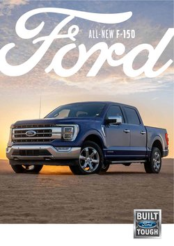 Cars, Motorcycles & Accesories offers in the Ford catalogue ( More than a month)