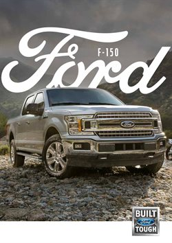 Ford offers in the Dubai catalogue