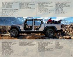 Offers of Steering wheel in Jeep