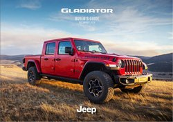 Jeep offers in the Jeep catalogue ( 15 days left)