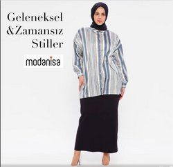 Modanisa catalogue ( More than a month )