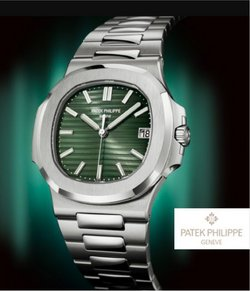 Patek Philippe catalogue in Dubai ( More than a month )