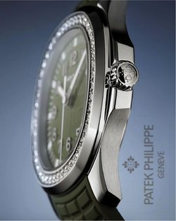 Patek Philippe offers in the Patek Philippe catalogue ( More than a month)