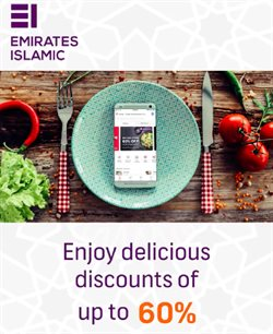 Emirates Islamic catalogue ( 20 days left )