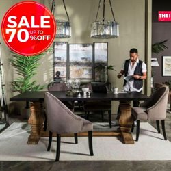 Home & Furniture offers in the The One catalogue in Mussafah ( More than a month )