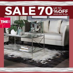 Home & Furniture offers in the The One catalogue ( 2 days ago)