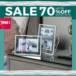 Home & Furniture offers in the The One catalogue ( 2 days left)
