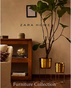 Home & Furniture offers in the Zara Home catalogue ( More than a month )