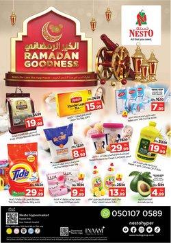 Nesto catalogue in Fujairah ( Expired )