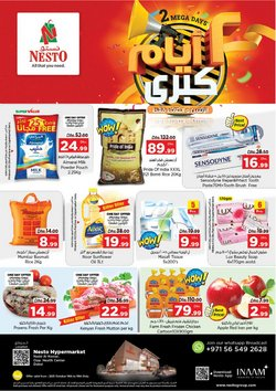 Groceries offers in the Nesto catalogue ( Published today)