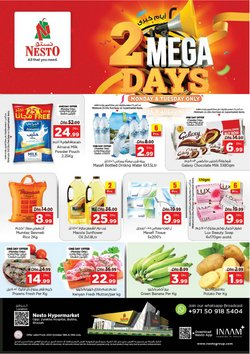 Nesto offers in the Nesto catalogue ( Published today)