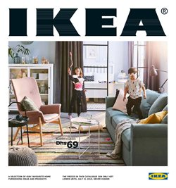 Home & Furniture offers in the Ikea catalogue in Abu Dhabi