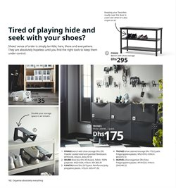 Offers of Shoes in Ikea