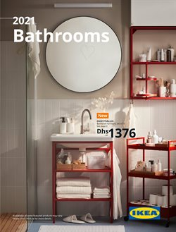 Ikea catalogue in Abu Dhabi ( More than a month )