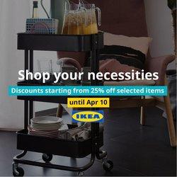 Ikea catalogue in Abu Dhabi ( Expired )