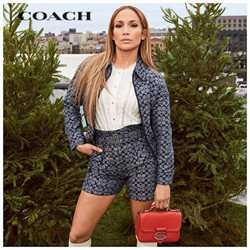 Coach catalogue ( More than a month)