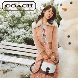 Coach catalogue in Abu Dhabi ( Expired )