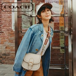 Coach catalogue ( 3 days left )