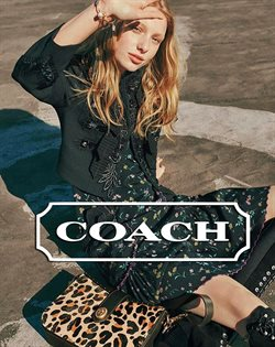 Coach offers in the Dubai catalogue