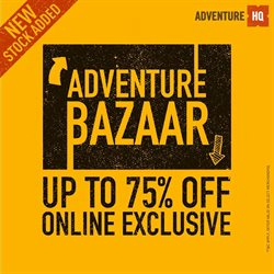 Adventure HQ catalogue ( Expired )