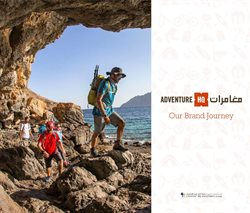 Adventure HQ offers in the Dubai catalogue