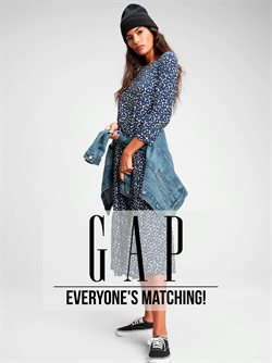 Clothes, Shoes & Accessories offers in the Gap catalogue ( 3 days left)