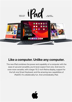Apple catalogue ( More than a month )