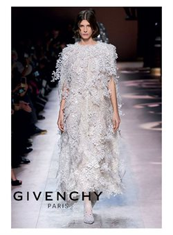 Givenchy catalogue ( More than a month )