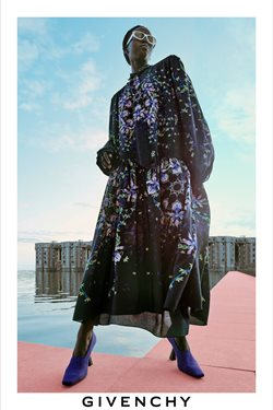 Givenchy catalogue in Dubai ( More than a month )