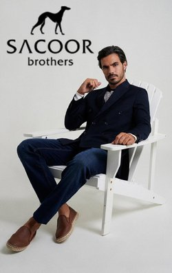 Clothes, Shoes & Accessories offers in the Sacoor Brothers catalogue ( Published today)