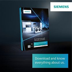 Home & Furniture offers in the Siemens catalogue in Abu Dhabi ( 3 days ago )