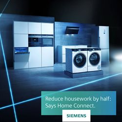 Home & Furniture offers in the Siemens catalogue in Ajman ( More than a month )