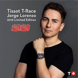 Tissot offers in the Dubai catalogue
