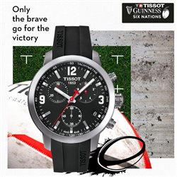 Tissot catalogue in Sharjah ( 4 days left )