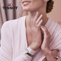 Tissot offers in the Tissot catalogue ( 15 days left)