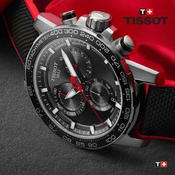 Tissot offers in the Tissot catalogue ( More than a month)