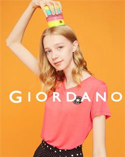 Giordano offers in the Abu Dhabi catalogue