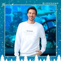 Giordano catalogue ( More than a month )