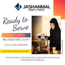 Jashanmal offers in the Dubai catalogue