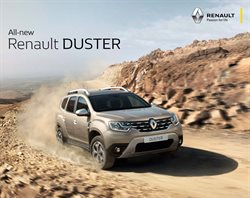 Renault offers in the Dubai catalogue