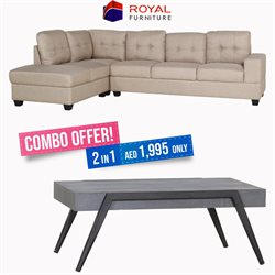 Home & Furniture offers in the Royal Furniture catalogue in Al Ain ( 8 days left )