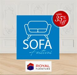 Royal Furniture catalogue ( Expires tomorrow )